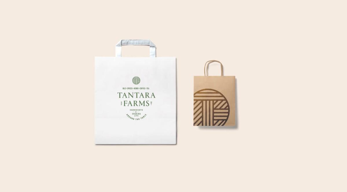 提袋包裝設計-茶葉