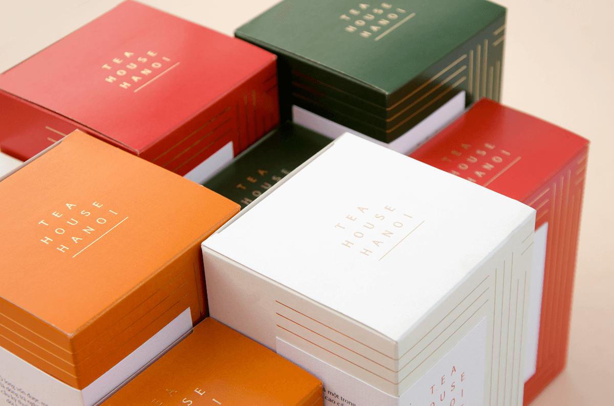 包裝設計-簡潔風格