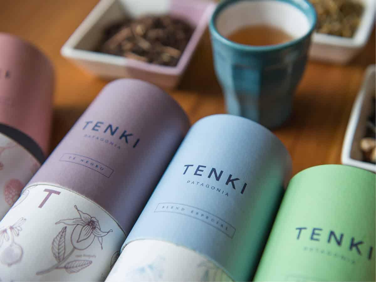 茶葉LOGO設計