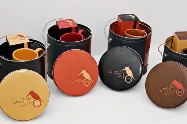 鳥類LOGO設計(茶葉品牌)