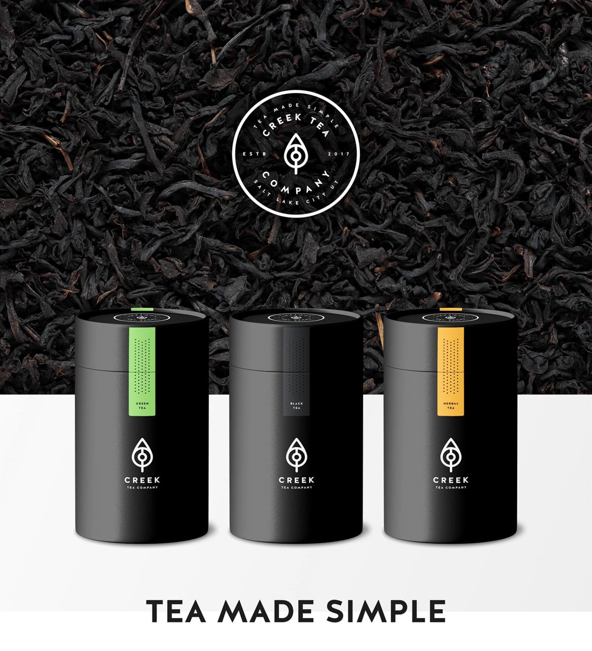 茶葉相關LOGO設計