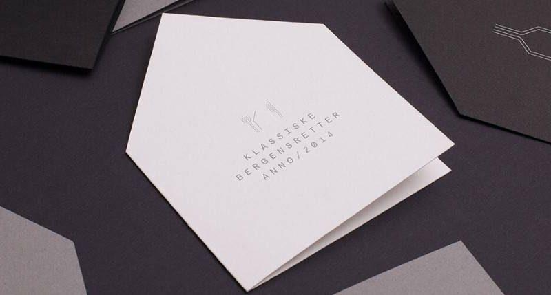 餐廳名片設計案例分享