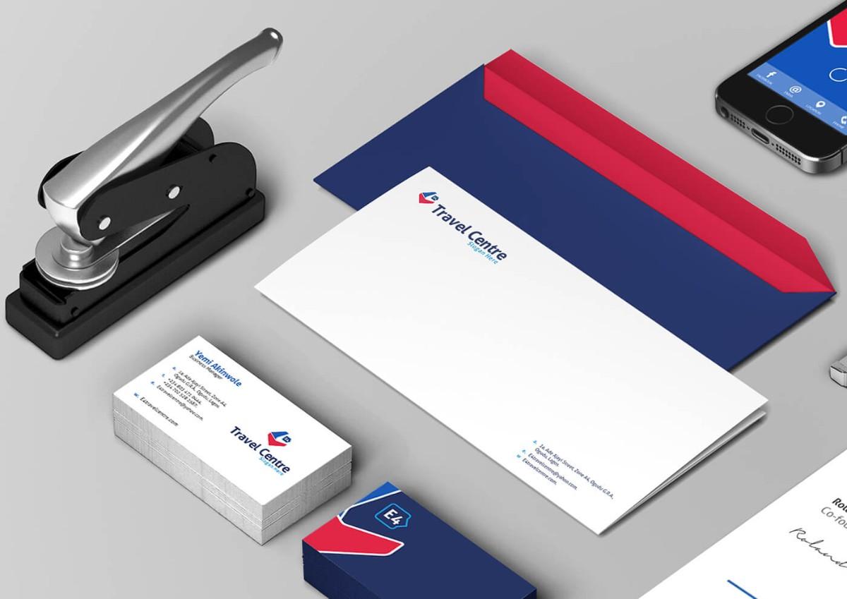 名片設計-旅行社/旅遊公司