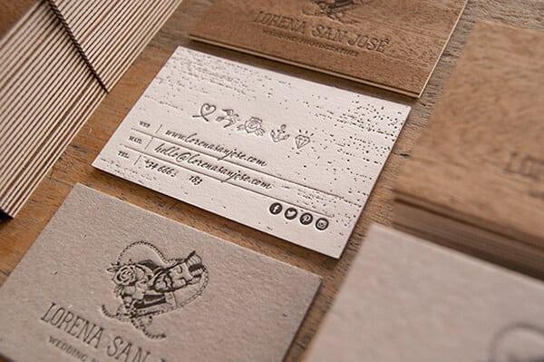 木紋相關名片製作推薦
