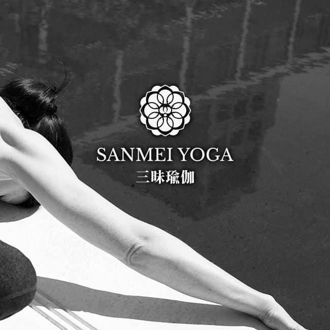 yoga 瑜珈運動LOGO設計推薦